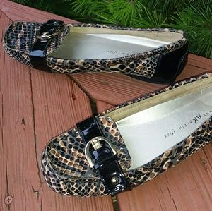 Anne Klein loafers/moccasins/flats, Placida, 8.5
